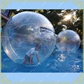 New 2m Clear Inflatable Water Walking Ball,Commercial Use Water Game Ball,Water Dancer Ball