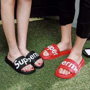 PXELENA Slippers Summer Slides Shoes Sandals Flip Flops