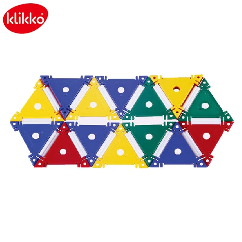 Klikko Intelligence stitching Blocks Divergent thinking Juguetes para - Juguetes de construcción - foto 5