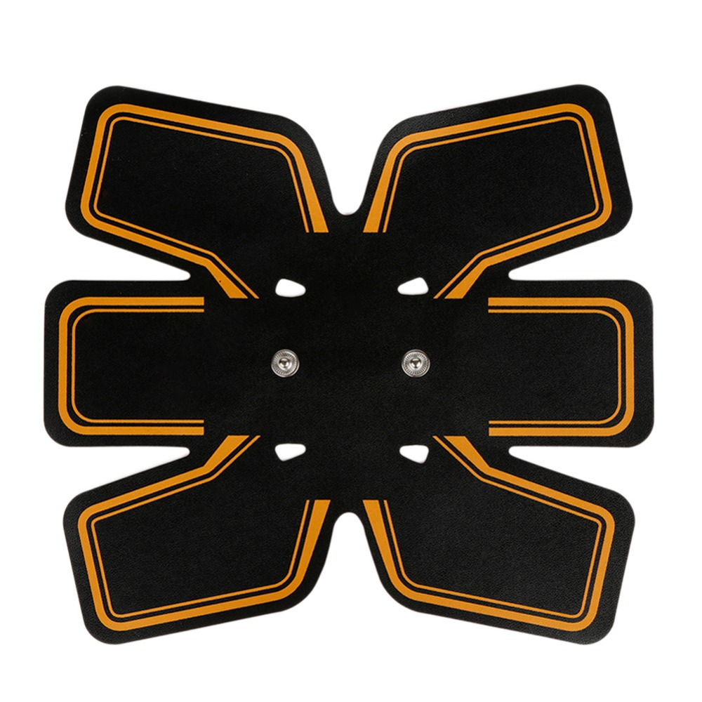 Body Sculpting Massager Stimulator Pad Smart Abdominal Muscle Training Sticker in Fitness Gym Abs Sports for
