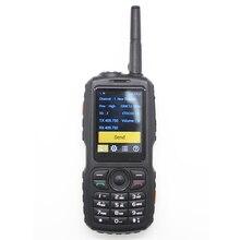 2018 SIM card walkie talkie GPS Wifi network walkie talkie 50km zellow Android Smartphone bluetooth WAP portable radio UHF