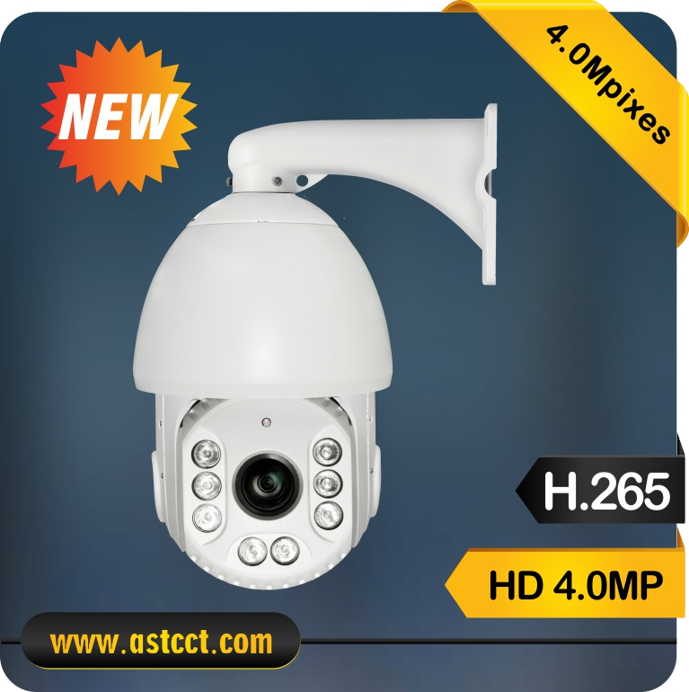 360 Degree Rotation Outdoor 4MP HD IP PTZ Camera Low Price 20X Zoom IP Camera Nihgt Vision IR High Speed Dome Camera 4 in 1 ir high speed dome camera ahd tvi cvi cvbs 1080p output ir night vision 150m ptz dome camera with wiper