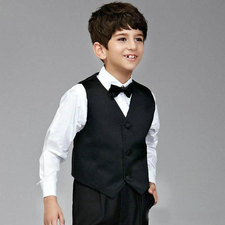 Aliexpress.com : Buy Black Boys Suit Boy's Formal Wear Fancy Pink ...
