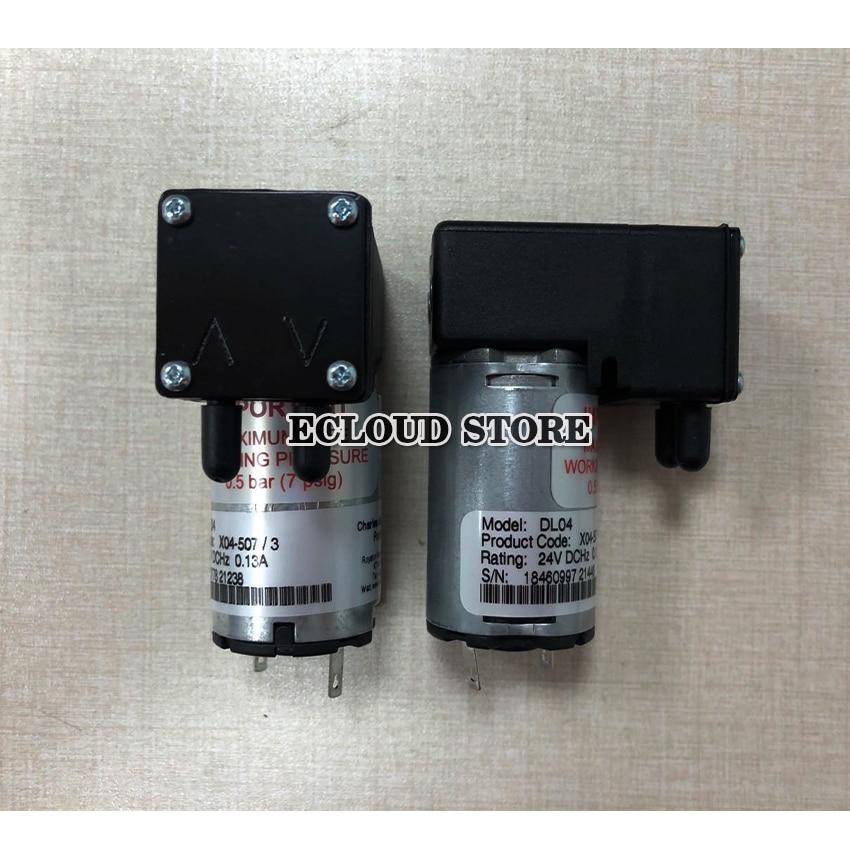 Dirui Biochemistry analyzer DL04 Vacuum pump 24V 0.13A 2PCS-in Toiletry Kits from Beauty & Health    1