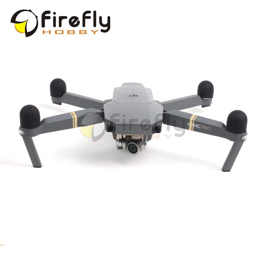 DJI MAVIC PRO / MAVIC 2 Drone Soft Motor Mühafizəsi üçün Silicon - Kamera və foto - Fotoqrafiya 5