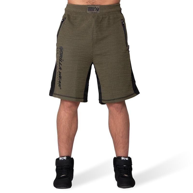 Pantalones Cortos Fitness Entrenamiento Wear De Gorilla Gyms Nuevos Hombre Culturismo Marca Para SzpLqUMVG