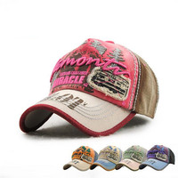 Baseball Cap Male LatteCotton Snapback Adult Hat Women Casual Spring Summer Autumn Travel Hat Fitted Multicolor