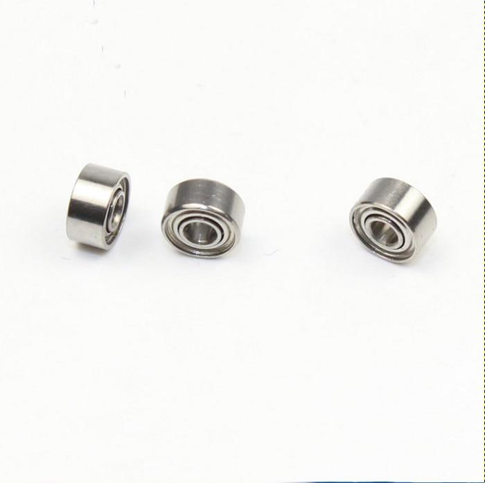 100 pcs 683ZZ  3*7*3  3x7x3mm Metal Shielded Ball Bearing Bearings