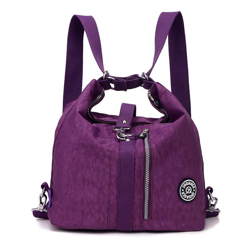 купить Women Shoulder Bag Casual Nylon Female Handbag Shopping Messenger Bags Fashion Handbags Crossbody Bag Ladies Tote по цене 1001.6 рублей