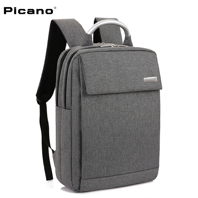 091d38c35295 PICANO Hot sale backpacks for teenagers 14 inch laptop mochila students  fashion trend Business Laptop shoulder bag school bags