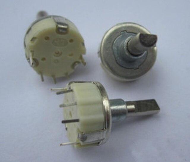 bilder für 5 stücke auto radio zubehör reparatur power/lautstärkeregler für motorola gm338 gm340 neue