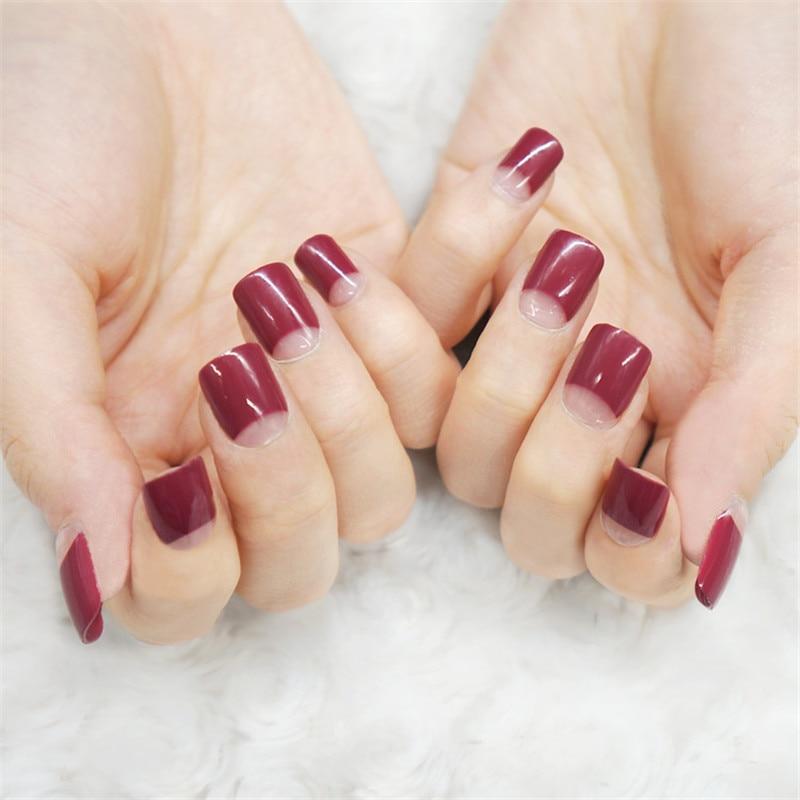 Aliexpress.com : Buy False Nails Full Cover Artificial