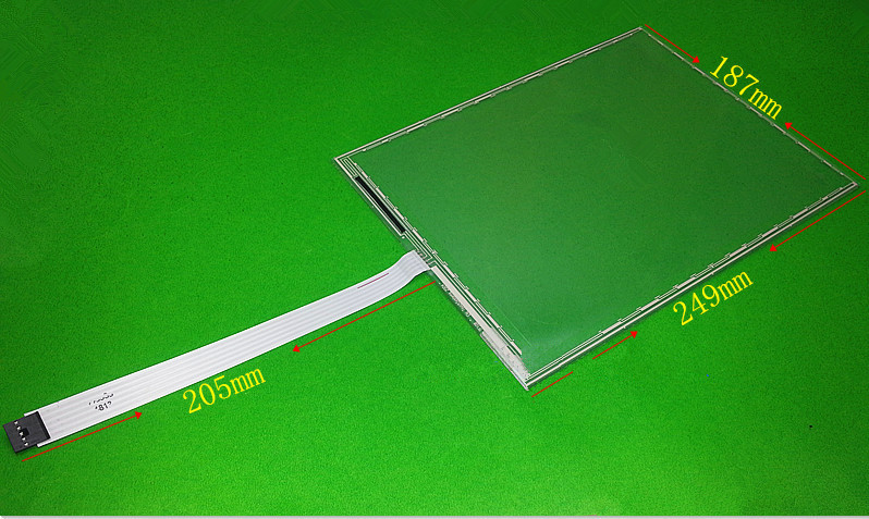 Original New 10.4 ''inch for SCN-AT-FLT10.4-Z02-0H1-R Touch screen digitizer panel free shipping new 12 1 inch 5 wire scn at flt12 1 z02 oh1 touch screen panel