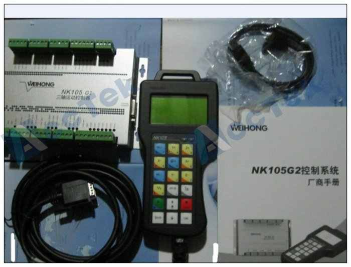 China DSP CNC Weihong NK105 G2