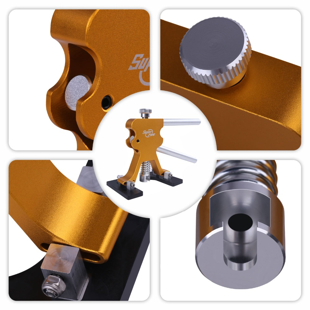 Gold PDR Tool Dent Lifter (8)