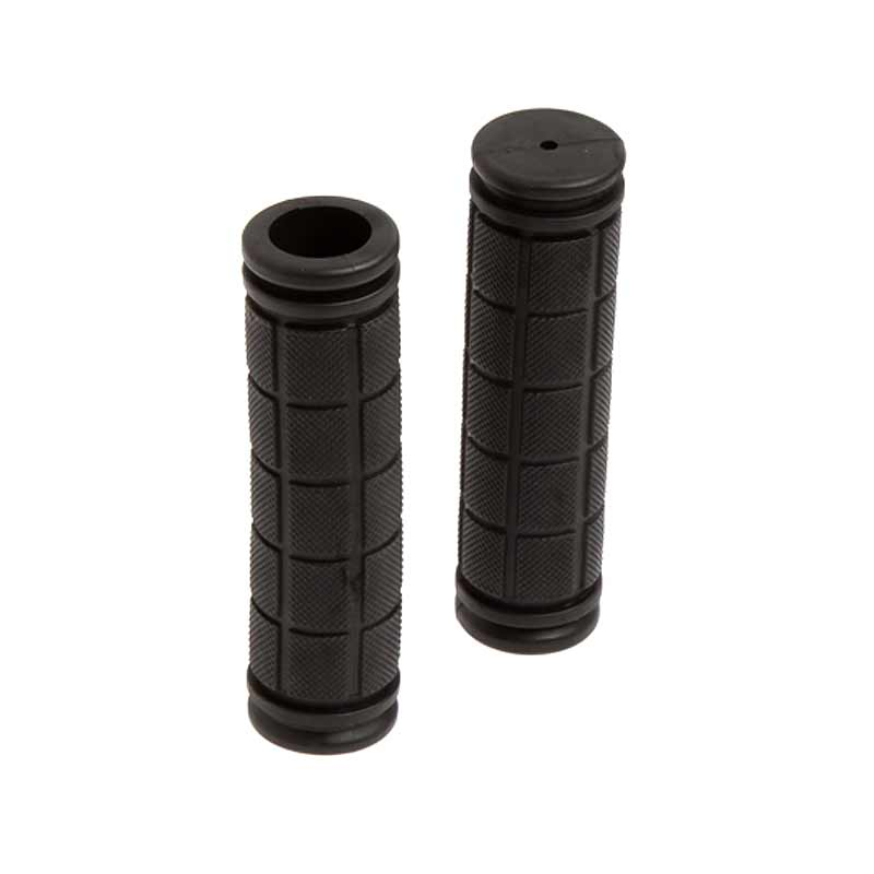 2pcs BMX Bicycle Cycling Handlebar Grip Rubber Cover Soft Bike Parts Accessories
