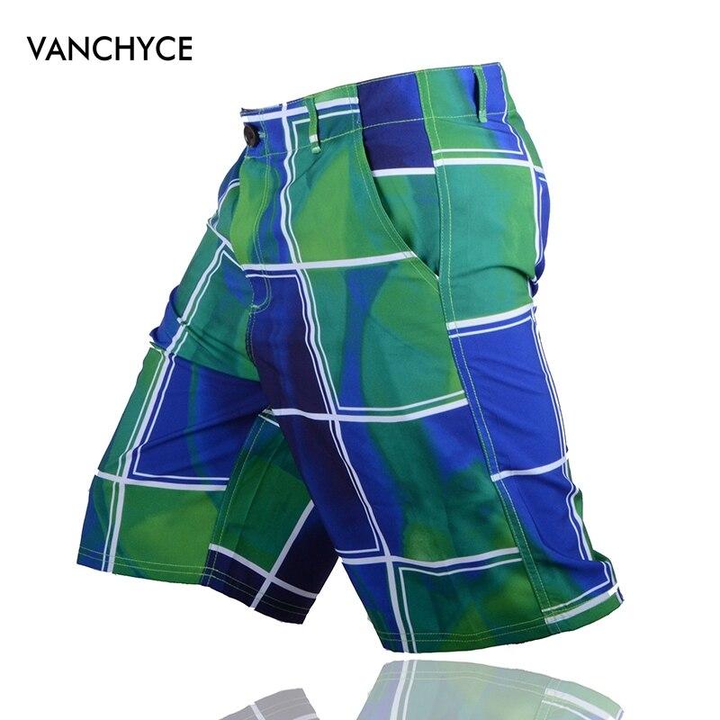 VANCHYCE   Board     Shorts   Brand Swimwear Men Beach   Shorts   Men Bermuda   Short   Quick Dry Silver Mens Boardshorts Summer   Shorts   Men