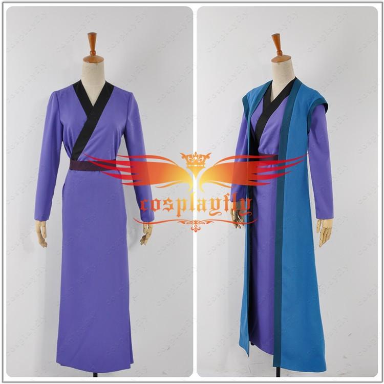 Aliexpress.com  Comprar Akatsuki no Yona son Hak Cosplay por encargo ... cec411afa400