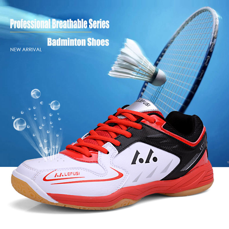 Professional Badminton Shoes For Men Women Breathable Anti-skid Training Badminton Sneakers Couples Indoor Sport Tennis Shoes 100% original kawasaki badminton shoes men and women badminton training shoes whirlwind series k 515 516