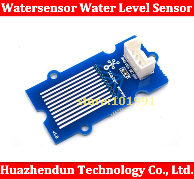 10pcs Special Offer Watersensor Water Level Sensor Rain Droplets Drops Depth Detection Module Accessories FREE SHIPPING free shipping 10pcs 100% new sn75153