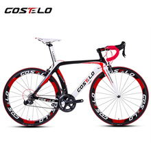 HOT SALE 2015 full carbon costelo lucca font b road b font font b bicycle b