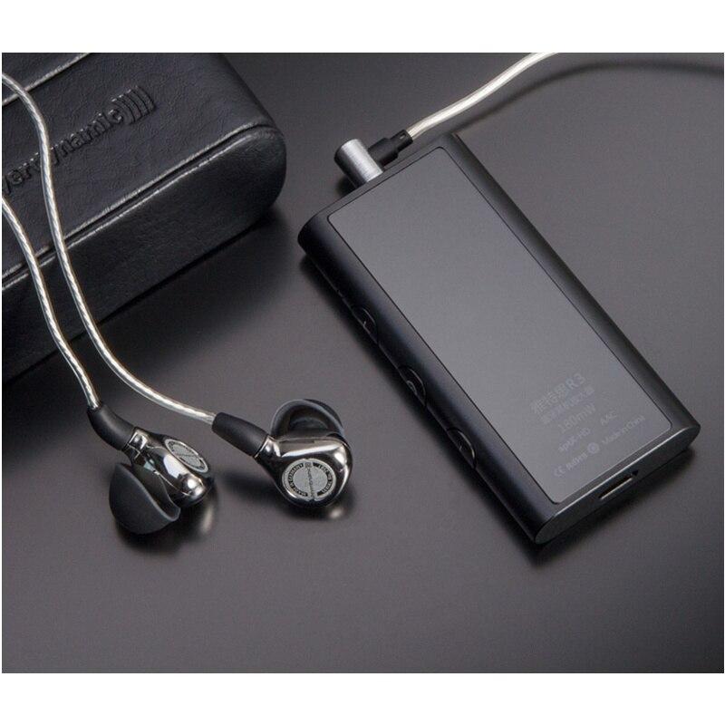 Artextreme R3 Portable AptX-HD Sans Fil Bluetooth 5.0 Casque Amplificateur CSR8675 HiFi Audio Amplificateur CNC En Métal