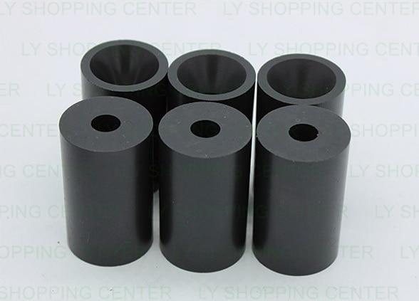 High quality Boron Carbide Sandblasting Nozzle L 35mm X D 20mm X H 4 mm 10