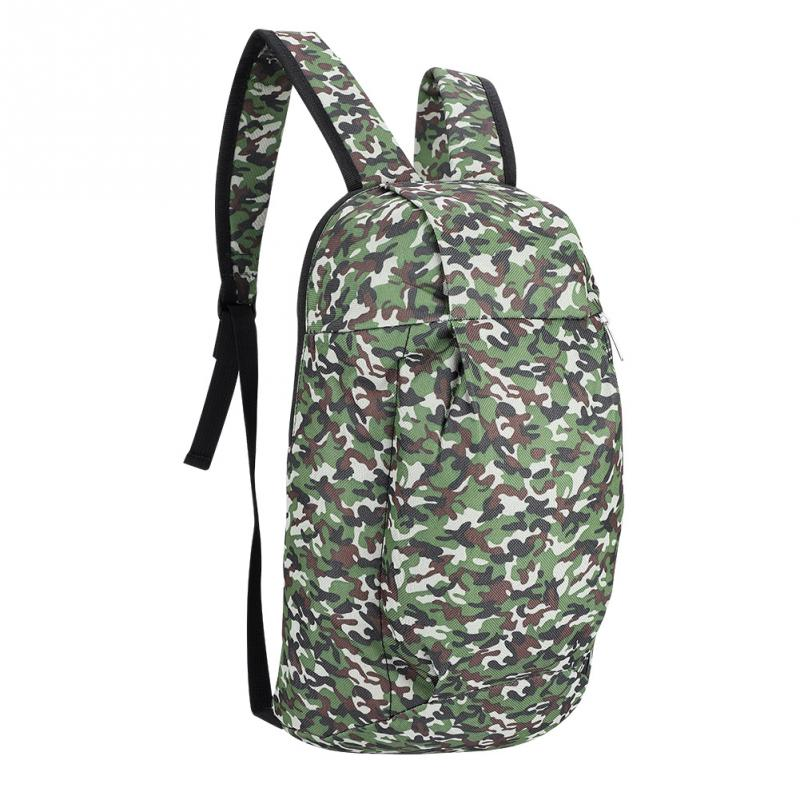 Teenages Outdoor Sports Backpack Oxford Cloth Camouflage School Bag Men Women Sports Bags For Hiking Camping Climbing