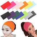 Женская повязка на голову, эластичная повязка на голову для йоги, популярные аксессуары для волос A1, 2019
