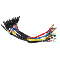 6 Way Universal High Quality and Reliable Breakout Leads for Automobile Diagnostic Oscilloscope HT306