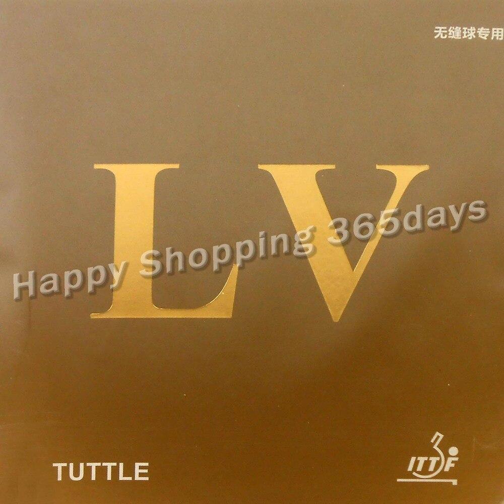 Tuttle Gold LV настольный теннис/pingpong Резина с губкой