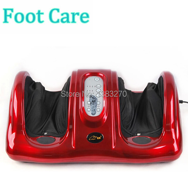 Free shipping foot care healthy foot massage As seen on tv product leg massage full body relaxing kneading electric antistress therapy rollers shiatsu kneading foot legs arms massager vibrator foot massage machine foot care device hot