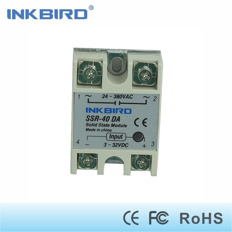 Inkbird ITC-106VH Regulatory temperatury PID + czujnik K + 40A SSR, - Przyrządy pomiarowe - Zdjęcie 6