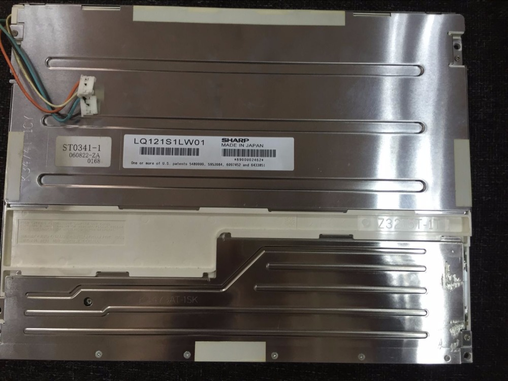 12.1 inch LCD panel LQ121S1LW01 industrial lcd display original grade A+ one year warranty12.1 inch LCD panel LQ121S1LW01 industrial lcd display original grade A+ one year warranty