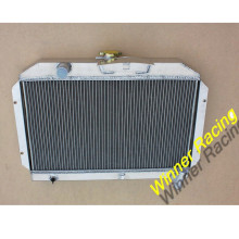 56MM ALUMINUM ALLOY RADIATOR For NISSAN FAIRLADY Z/DATSUN 240Z/260Z S30 MT 1970-1975