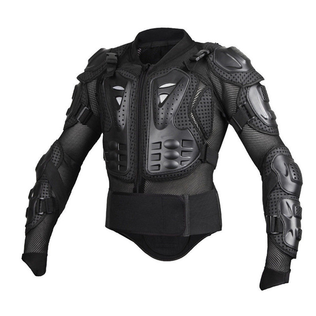 Motocross Armor Vest Chest Gear Parts Full Body Motorcycle Armor Jacket Protective Shoulder Hand Joint Protection Accessories 5