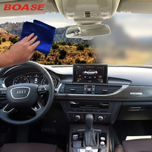 Automobile anti-fog towel car clean glass antifogging demisting 24 hours non-fogging