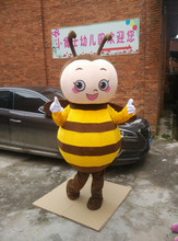 Bee Hornet mascot costume bee fast shipping free