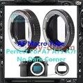 Montagem de metal AF Eletrônico Auto Foco Macro Tubo de Extensão Do Anel Conjunto para Sony E mount-A7 A6300 A5000 A6000 NEX5T NEX6 NEX7 NEX3 F3
