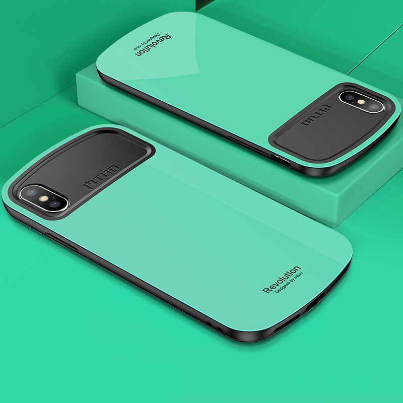 Toraise Per iPhone Caso X 360 Protezione Completa Morbido Telaio + Copertura del PC Duro Per il caso di iphone 8 Plus Fonda Capa Per iPhone 7 Più la Cassa