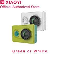 Xiaomi yi Экшн-камера yi 1080 p спортивная камера Открытый Kamera microsd tf карта памяти Поддержка приложения wifi Пульт дистанционного управления камеры