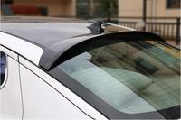 Unpainted ABS CAR REAR WING TRUNK LIP ROOF TOP SPOILER FOR KIA K5 Optima 2011 2012 2013 2014 2015 BY EMS (WITH LAMP )