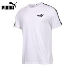 Nueva llegada Original 2018 PUMA patrimonio cinta Tee hombres Camisetas  manga corta ropa deportiva(China 22581e2f3352f