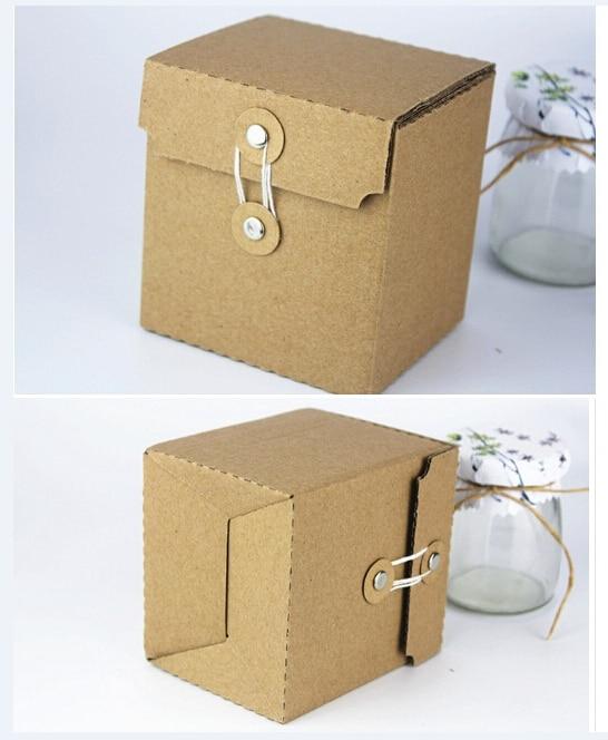 Aliexpress.com : Buy Joy paper Brown kraft gift box, mug packing ...