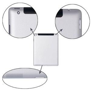 Image 4 - 100% OEM Hinten Gehäuse Für Apple iPad 4 5 6 Wifi/3G Wifi/3G Batterie Abdeckung durable Schutzhülle Zurück Abdeckung Fall Ersatz Teile