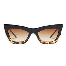MINCL Gato Sexy Óculos De Sol óculos de Sol do Desenhador Das Mulheres De  Luxo do vintage preto óculos de sol para Mulheres e ho. 002d008b34