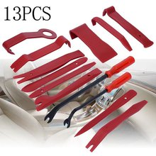 13pcs/set Plastic Pry Tool Trim Dashboard Door Clip Panel Removal Installer Opening Repair Tool for PC Phone Disassembly Set