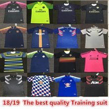201819 adult psg shirt Training suit Barcelona Manchester city 182019 Juventus Real Madrid Chelsea shirt jersey Training suit(China)