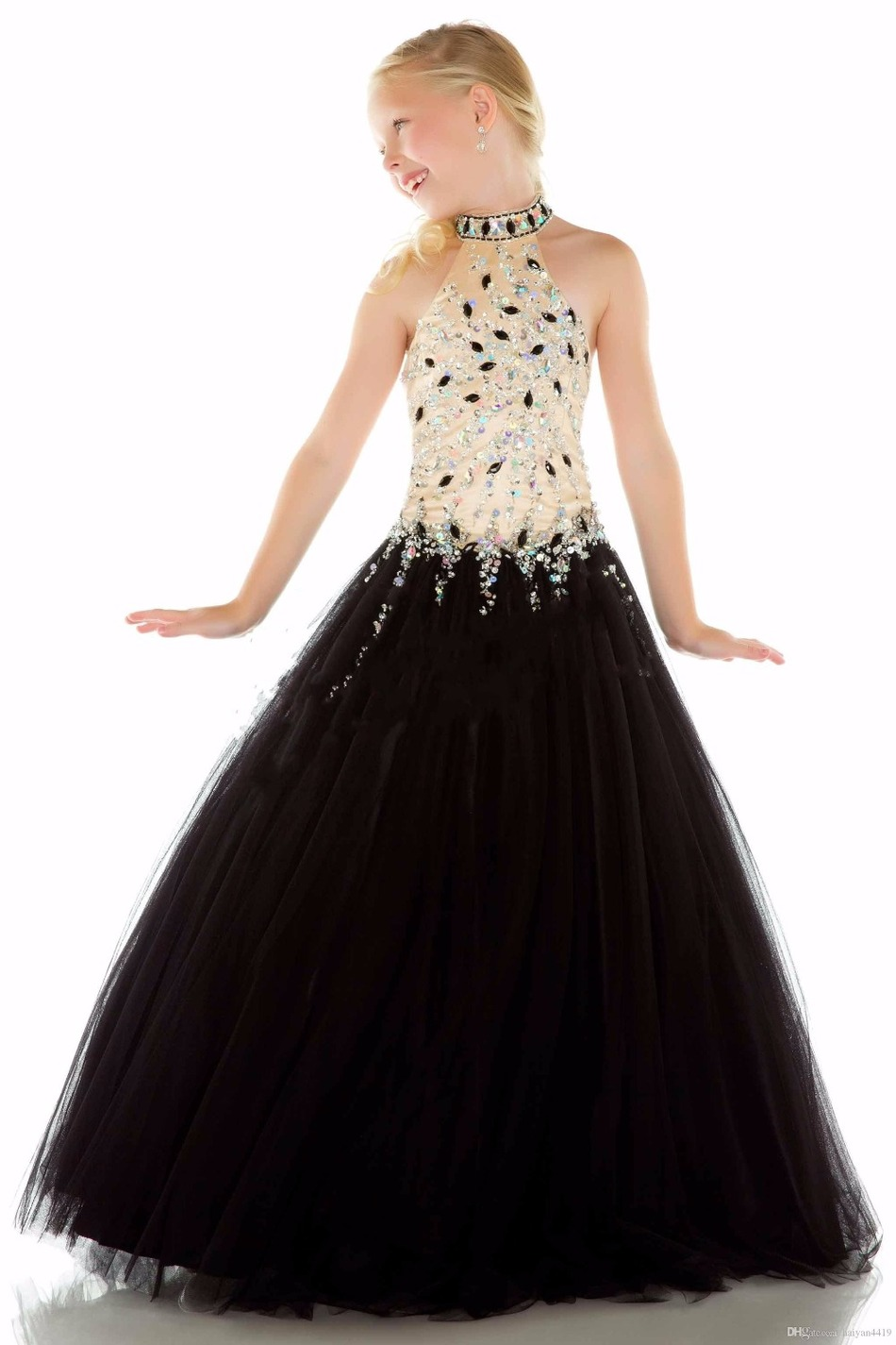Online Get Cheap Aqua Girls Dress -Aliexpress.com ...