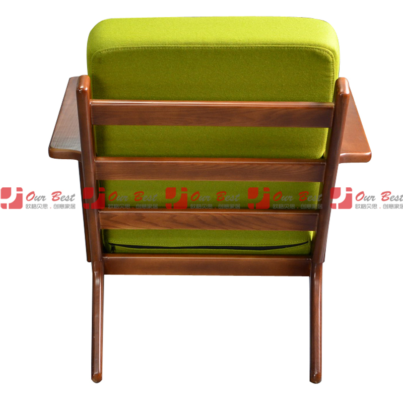 simple wooden sofa chair. olger beth stylish fabric sofa chair single ikea simple wooden lounge on aliexpress.com | alibaba group